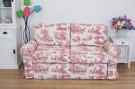 Klasyczna sofa w stylu prowansalskim Marie 186 cm/FS
