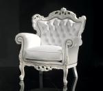 Barokowy fotel stylizowany Palermo