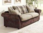 Sofa 3-osobowa w stylu kolonialnym Columbo