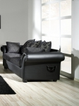 Sofa 2 osobowa w stylu country Columbo