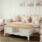 Pięknie zdobiony stolik w stylu country NO.60