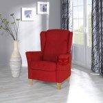 Rozkładany fotel super wygodny - Reina