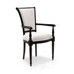 Lekkie krzesło do salonu vintage Goethe