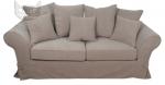 Stylizowana sofa do spania okazyjnego Federica 210 cm/FS