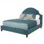 Ekskluzywne meble do spania łóżko Sisi 200x200 cm