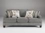 Trzyosobowa kanapa do salonu prosta i funkcjonalna Rene 190 cm
