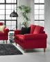 Dwuosobowa sofa modułowa stylizowana na retro- Paola