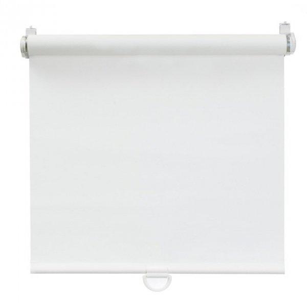 Mini roleta Samozwijająca - Biały (Carina)