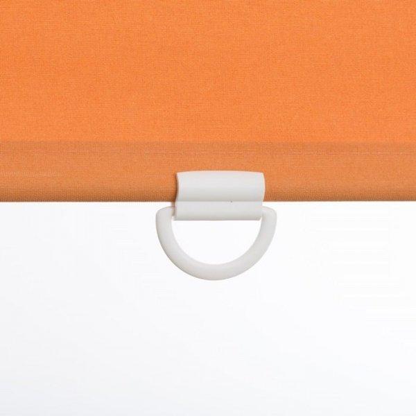 Roleta Klasyczna Samozwijająca - Pomarańczowy (Carina)
