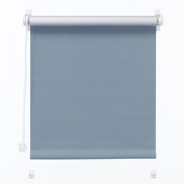 Mini roleta z żyłką Thermo - Szary (Silver)