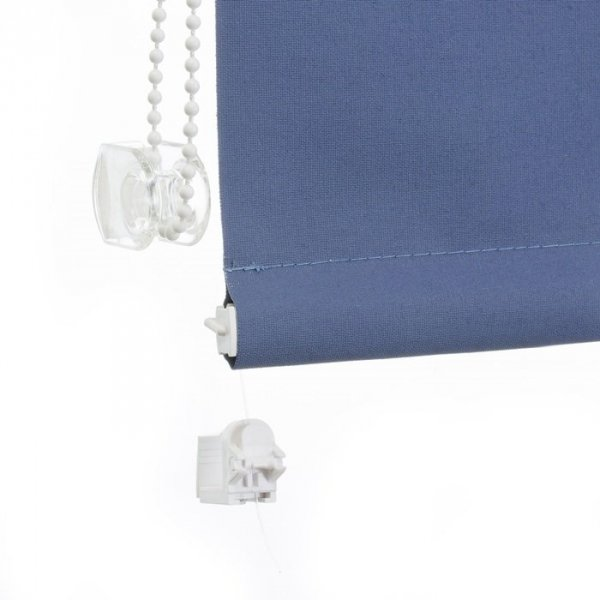 Mini roleta z żyłką - Granat (Dimout)