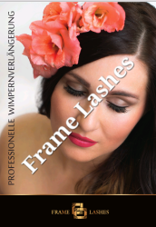 Frame Lashes Plakat, A3