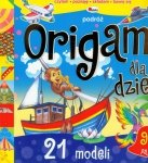 Origami dla dzieci Podróż