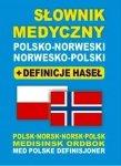 Słownik medyczny polsko-norweski • norwesko-polski + definicje haseł
