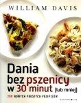 Dania bez pszenicy w 30 minut lub mniej