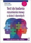 Test do badania rozumienia mowy u dzieci i dorosłych