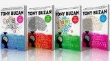 Pakiet Tony Buzan 4 Książki