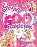 Barbie 500 naklejek