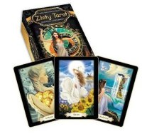 Złoty tarot (karty + książka