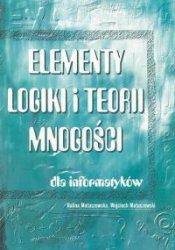 Elementy logiki i teorii mnogości dla informatyków