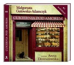Cukiernia Pod Amorem 3 Hryciowie Audiobook