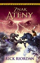 Znak Ateny Olimpijscy Herosi tom 3