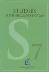 Studies in the philosophy of law  vol. 7