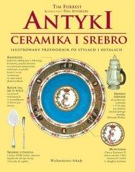 Antyki ceramika srebro