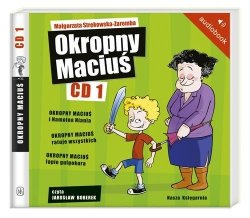 Okropny Maciuś CD 1 Audiobook