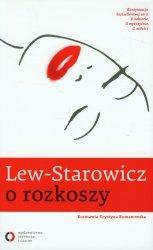 Lew-Starowicz o rozkoszy