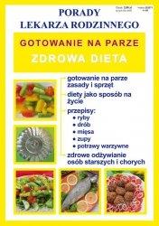Gotowanie na parze Zdrowa dieta