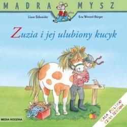 Mądra mysz Zuzia i jej ulubiony kucyk