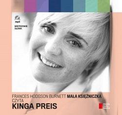 Mała księżniczka czyta Kinga Preis Audiobook