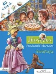 Martynka Przyjaciele Martynki świętują