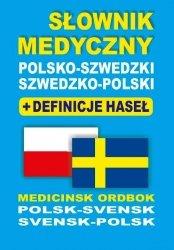 Słownik medyczny polsko-szwedzki • szwedzko-polski + definicje haseł