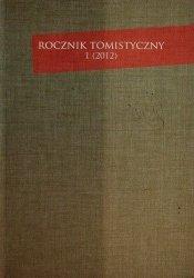 Rocznik Tomistyczny t.1