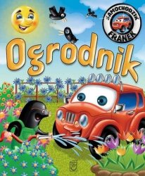 Samochodzik Franek Ogrodnik