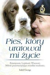 Pies który uratował mi życie