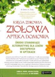 Księga zdrowia Ziołowa apteka domowa