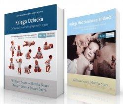 Pakiet Księga dziecka od narodzin do drugiego roku życia Księga Rodzicielstwa Bliskości