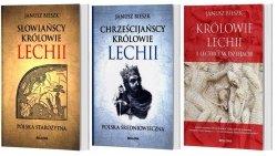 Słowiańscy Chrześcijańscy Królowie królowie Lechii