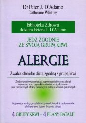 Jedz zgodnie ze swoją grupą krwi-Alergie