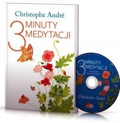 Trzy minuty medytacji  + Płyta z ćwiczeniami relaksacyjnymi