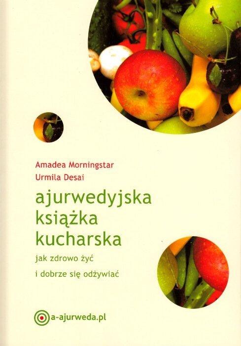 Ajurwedyjska książka kucharska