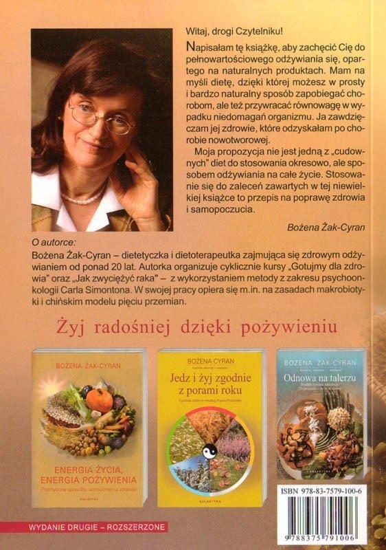 Kuchnia zdrowia i młodości