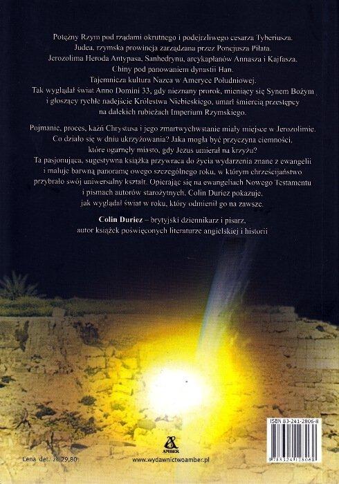 Anno Domini 33 Rok który odmienił świat