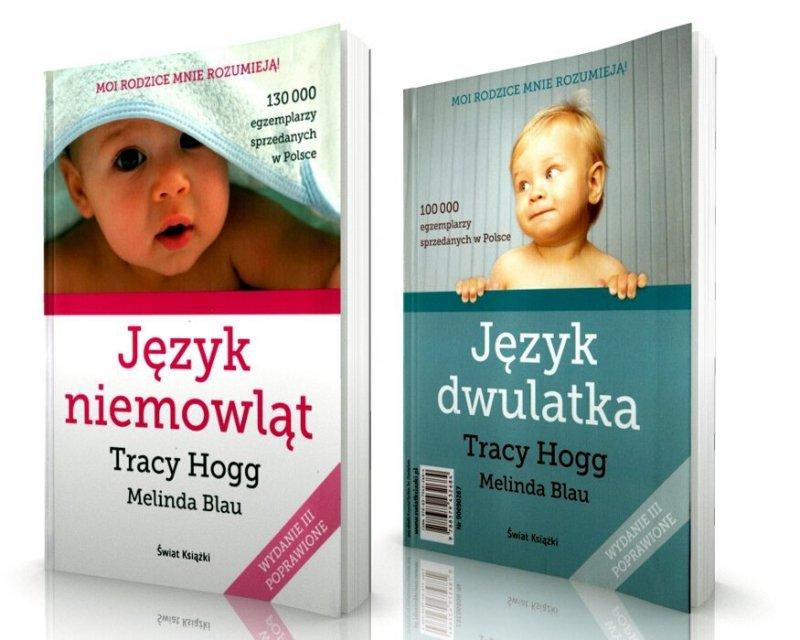 Język niemowląt. Język dwulatka