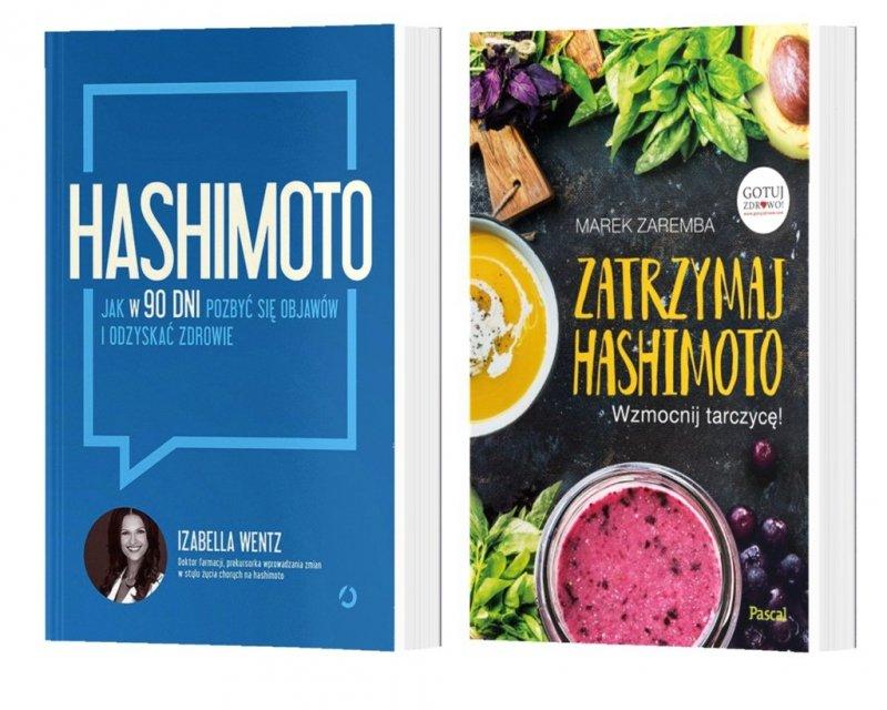 Zatrzymaj Hashimoto Hashimoto Jak W 90 Dni Pozbyć Się Objawów I Odzyskać Zdrowie