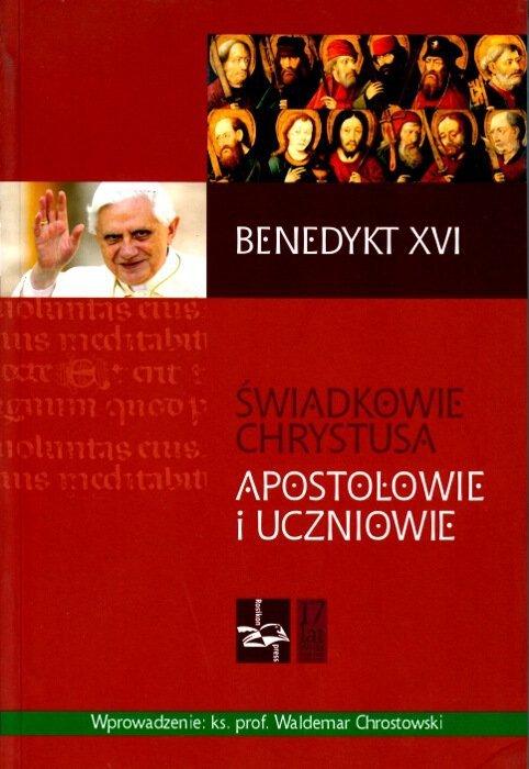 Świadkowie Chrystusa Apostołowie i uczniowie