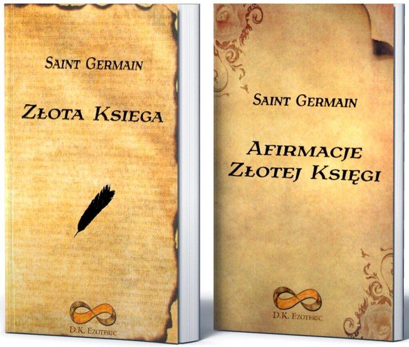 Złota Księga, Afirmacje Złotej Księgi Saint Germain